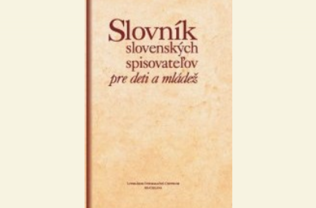 Sliackeho slovník v Tekovskej knižnici