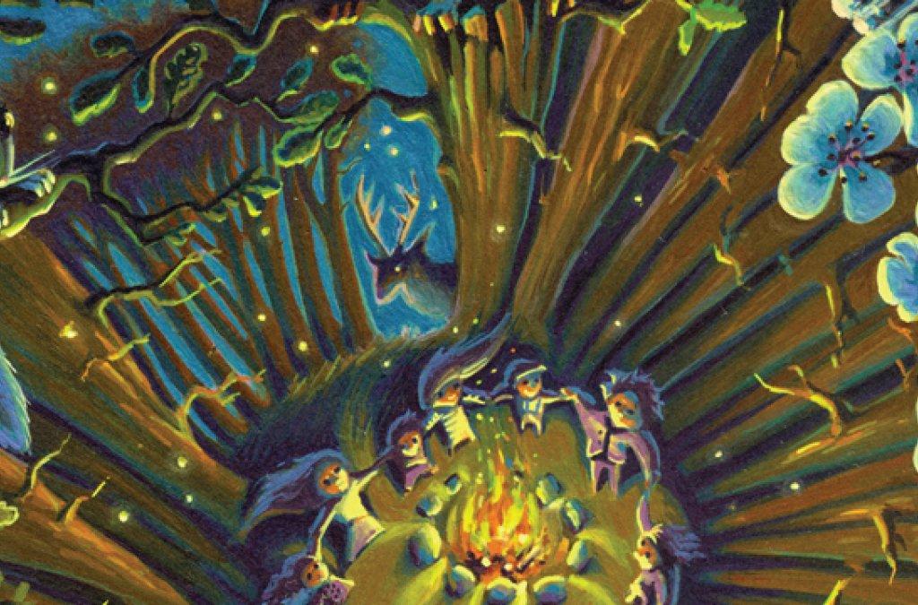 Júnové Slniečko s obálkou od Bystríka Vanča