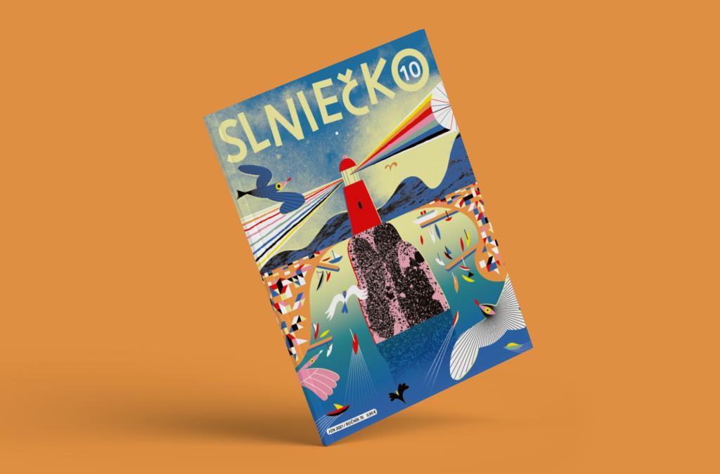 Posledné číslo 75. ročníka časopisu Slniečko