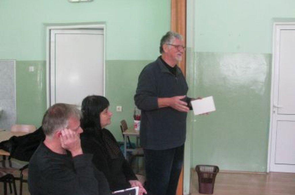 Slovenskí básnici na Smederevskej básnickej jeseni