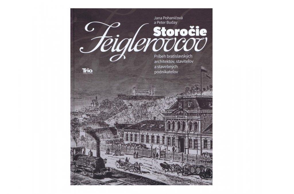 Prezentácia knihy Storočie Feiglerovcov