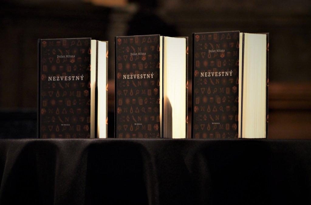 Nezvestný: posledný román-autobiografia Dušana Mitanu