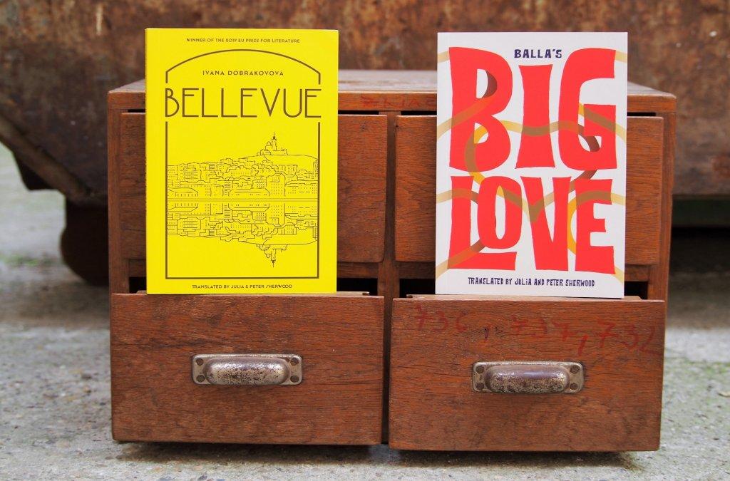 Anglické preklady Veľkej lásky a Bellevue