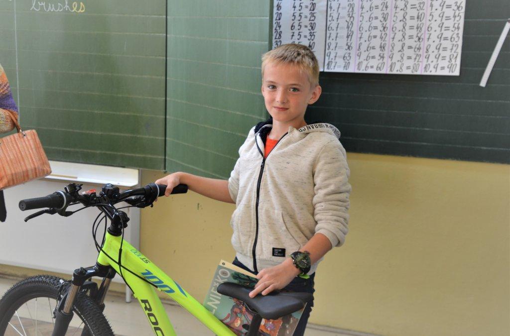 Kto sa bude voziť na slniečkarskom bicykli?