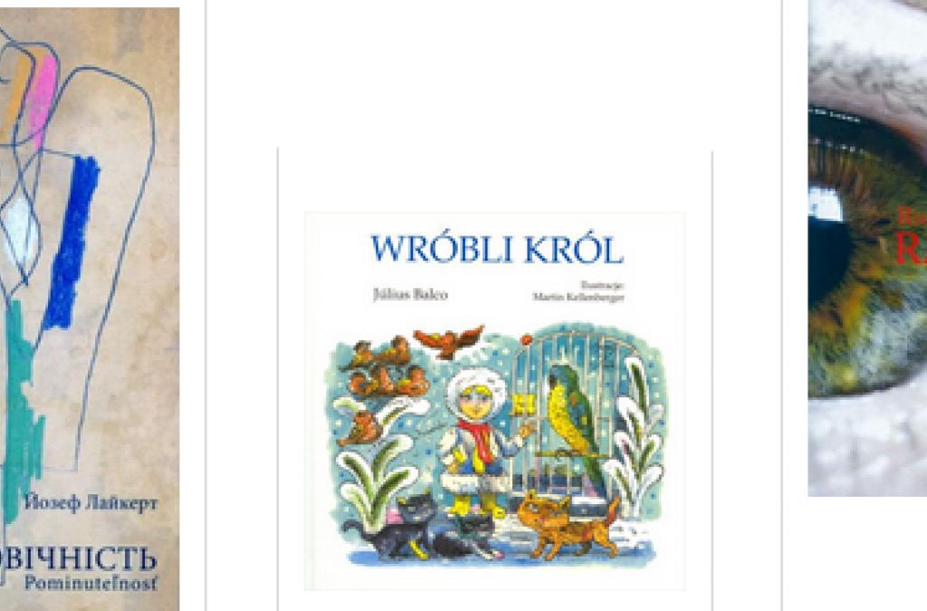 Balco, Leikert a Sloboda v cudzojazyčnom vydaní