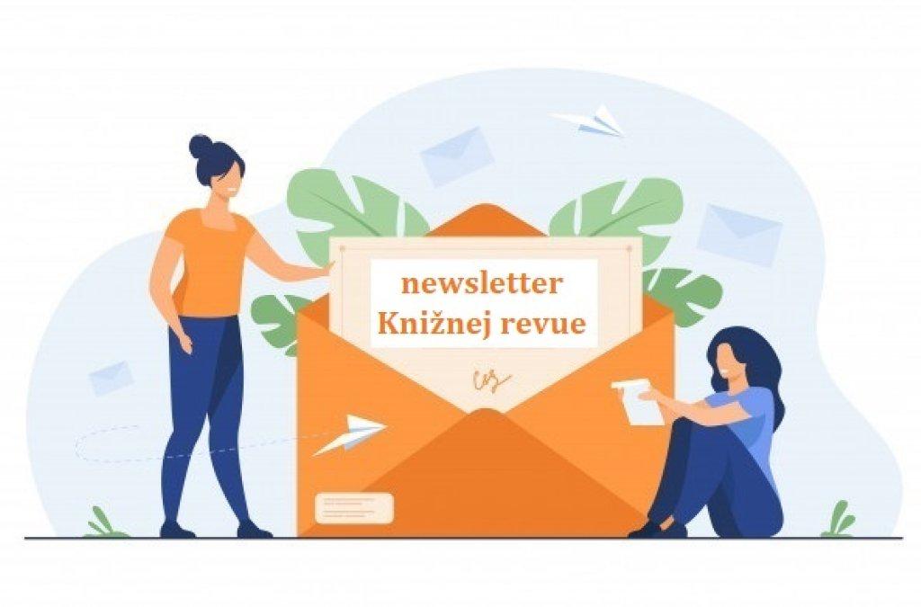 Newsletter Knižnej revue