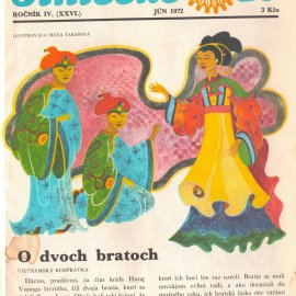 Slniečko_obálka_10_1972