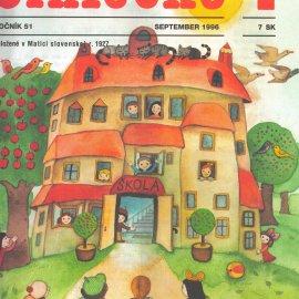 Slniečko_september_1996_Oľga_Bajusová