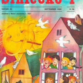Slniečko_september_1998_Alena_Wagnerová