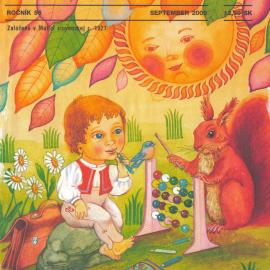 Slniečko_september_2000_Katarína Ševelová-Šuteková
