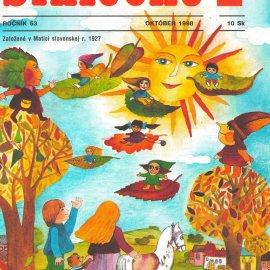Slniečko_október_1998_Dagmar_Hložeková