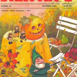 Slniečko_október_2000_Ľuba Končeková-Veselá