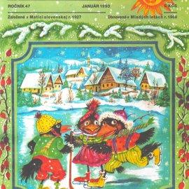 Slniečko_január_1993_Klára_Šmídová