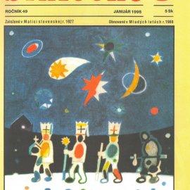 Slniečko_január_1995_Vladimír_Kompánek