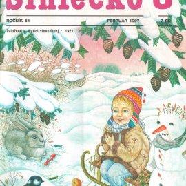 Slniečko_február_1997_Katarína_Ševellová-Šuteková