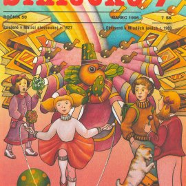 Slniečko_marec_1996_Vladimír_Kardelis