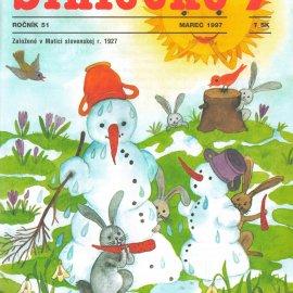 Slniečko_marec_1997_Oľga_Bajusová