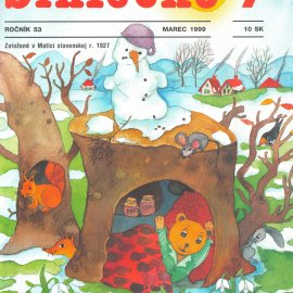 Slniečko_marec_1999_Oľga_Bajusová