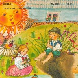 Slniečko_máj_2000_Katarína_Ševellová-Šuteková