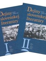 Dejiny slovenskej literatúry I, II -  Imrich Sedlák a kol.